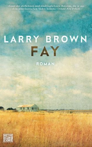 Cover LARRY BROWN, fay