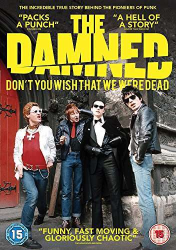 Cover DAMNED, don´t you wish that we were dead