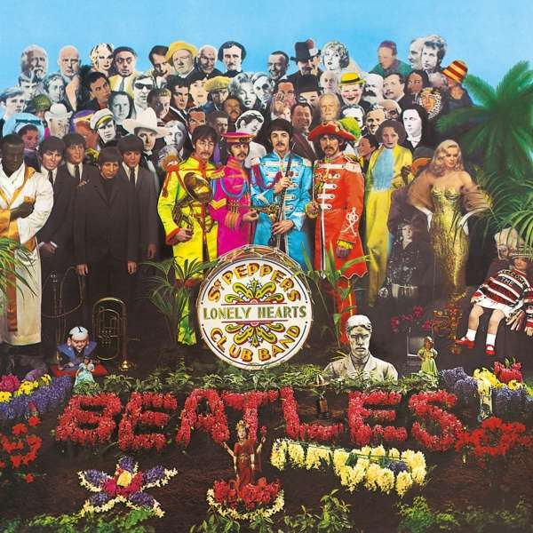 BEATLES, sgt. pepper´s lonely hearts club band cover