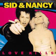 Cover O.S.T., sid & nancy
