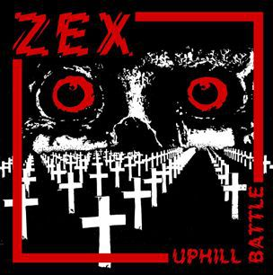 ZEX, uphill battle cover