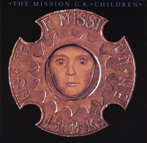 THE MISSION, children cover