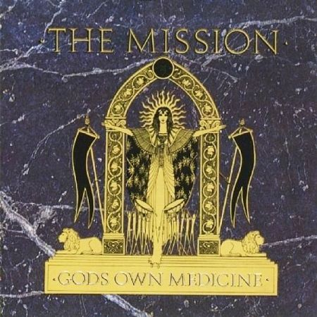 THE MISSION, god´s own medicine cover