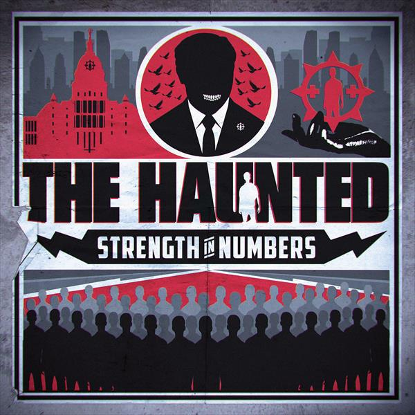 HAUNTED (S), strength in numbers cover