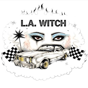 Cover L.A. WITCH, s/t