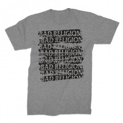 Cover BAD RELIGION, repeater (boy) heather grey