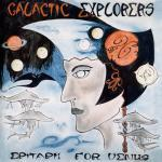 Cover GALACTIC EXPLORERS, epitaph for venus