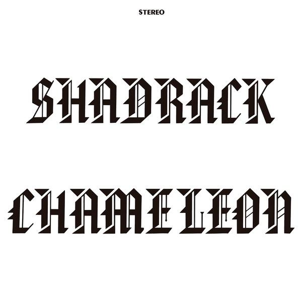 SHADRACK CHAMELEON, s/t cover