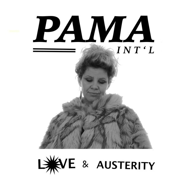 Cover PAMA INTERNATIONAL, love & austerity