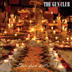 GUN CLUB, elvis from hell cover