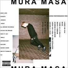 MURA MASA, s/t cover