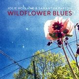 JOLIE HOLLAND & SAMANTHA PARTON, wildflower blues cover