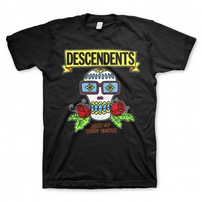 Cover DESCENDENTS, day of the dork