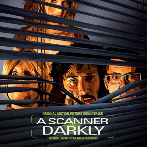 Cover O.S.T. (GRAHAM REYNOLDS), a scanner darkly