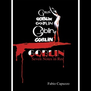 Cover GOBLIN, goblin: seven notes in red