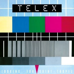 Cover TELEX, looking for saint-tropez