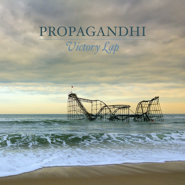 Cover PROPAGANDHI, victory lap