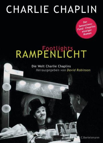 CHARLIE CHAPLIN, footlights - rampenlicht cover