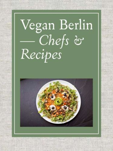 Cover THOMAS KIEROK, vegan berlin