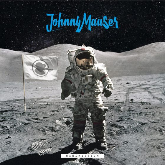 Cover JOHNNY MAUSER, mausmission