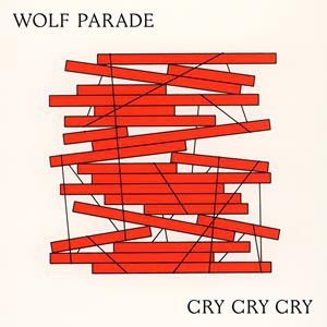 WOLF PARADE, cry cry cry cover
