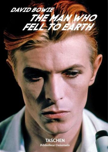 DAVID BOWIE, the man who fell from earth cover