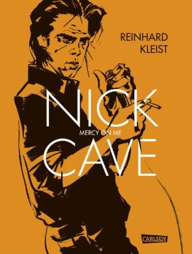 REINHARD KLEIST, nick cave - mercy on me cover