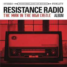 Cover V/A, resistance radio: the man in the high castle