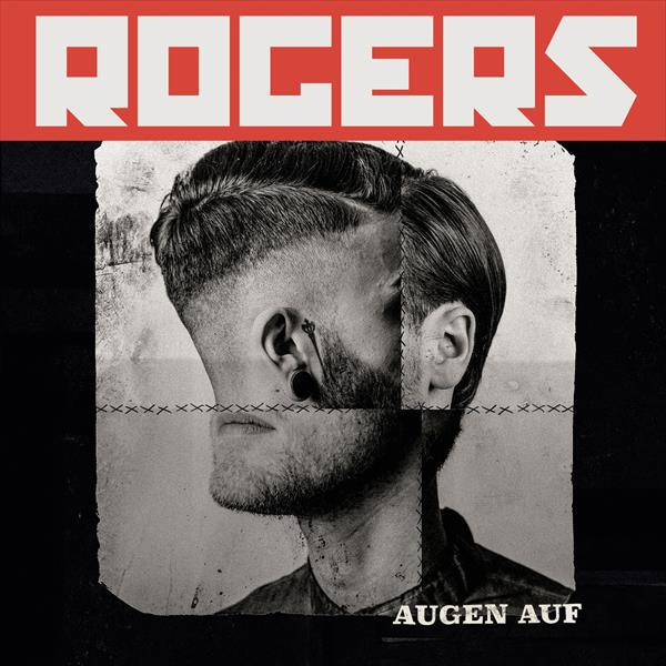 Cover ROGERS, augen auf
