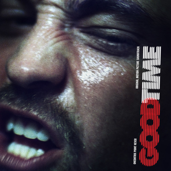 Cover ONEOHTRIX POINT NEVER, good time - o.s.t.