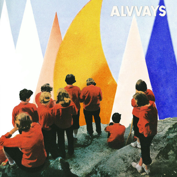 Cover ALVVAYS, antisocialites