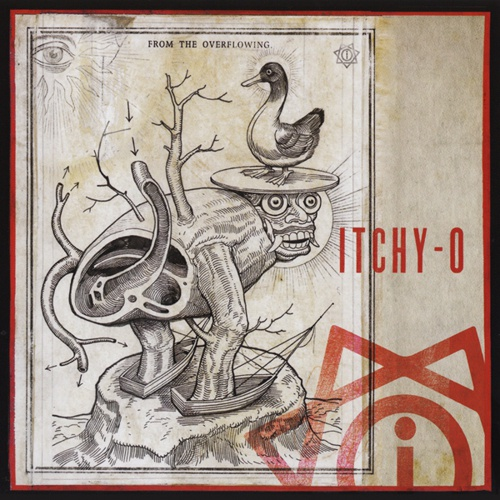 Cover ITCHY-O, from the overflowing