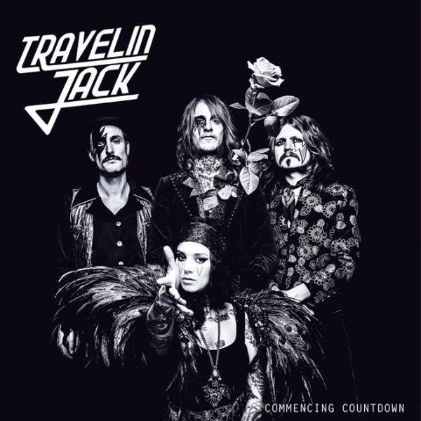 TRAVELIN JACK, commencing countdown cover