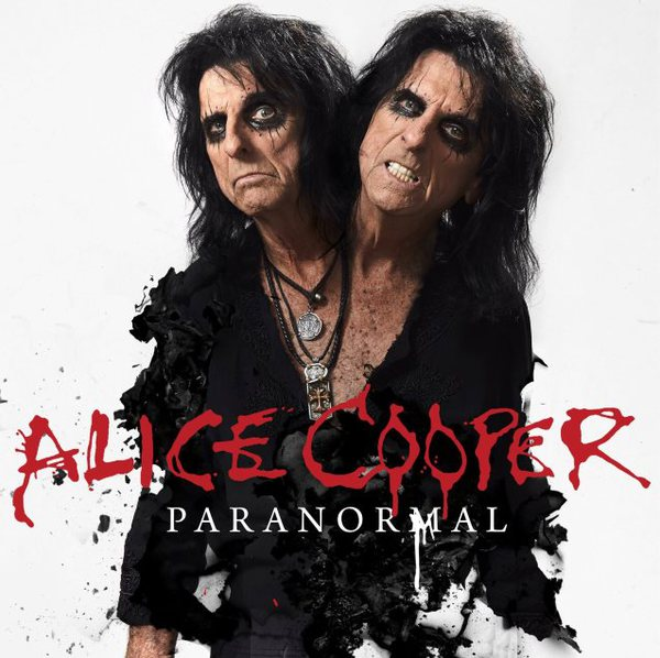 ALICE COOPER, paranormal cover
