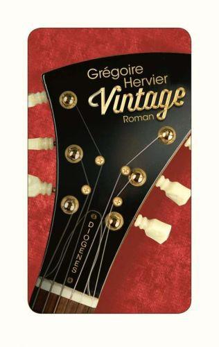 GRÉGOIRE HERVIER, vintage cover