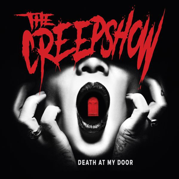 Cover CREEPSHOW, death at my door