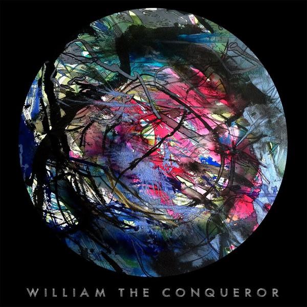 WILLIAM THE CONQUEROR, proud disturber of the peace cover