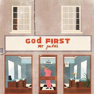 MR JUKES, god first cover
