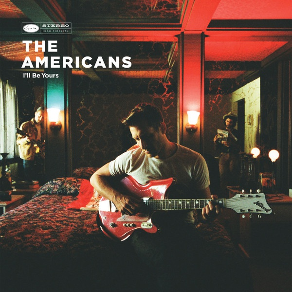 Cover THE AMERICANS, i´ll be yours
