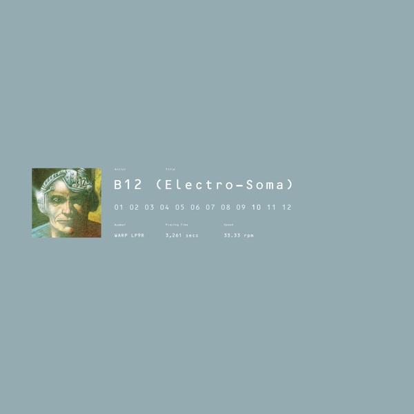 B12, electro-soma cover