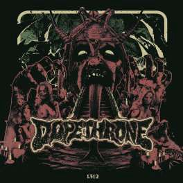 Cover DOPETHRONE, 1312