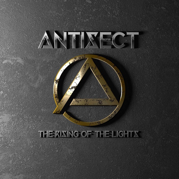 Cover ANTISECT, the rising of the lights