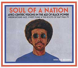 Cover V/A, soul of a nation (1968-1979)