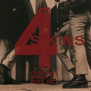Cover 4 SKINS, original singles box