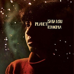 SABA LOU, planet enigma cover