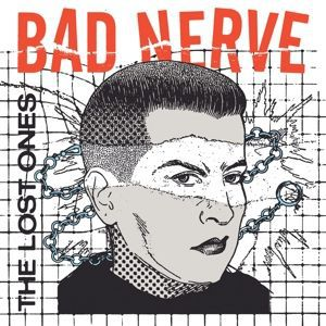 Cover BAD NERVE, lost ones