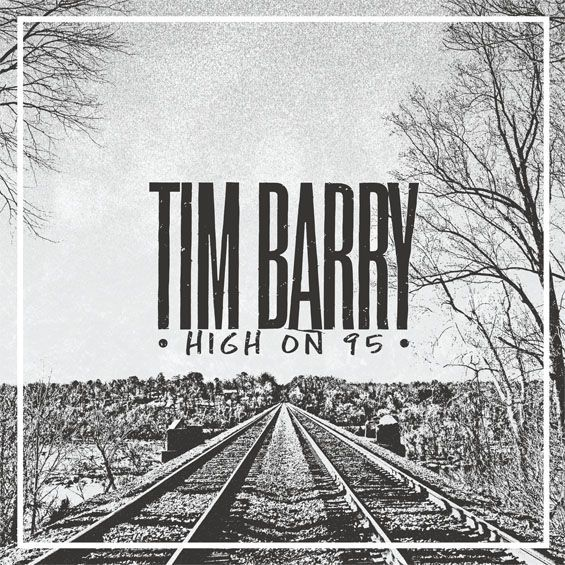 TIM BARRY, high on 95 cover