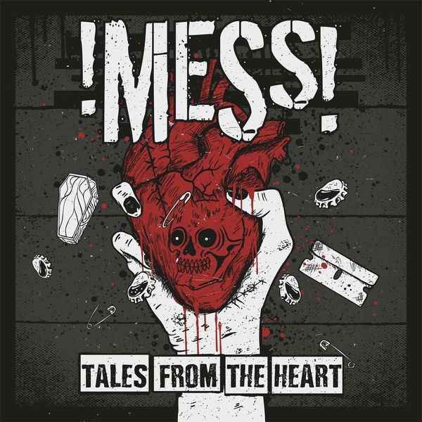 !MESS!, tales from the heart cover