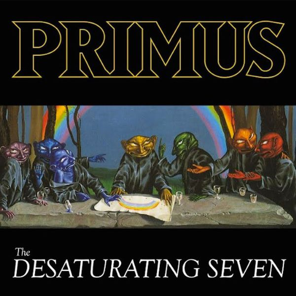 Cover PRIMUS, the desaturating seven