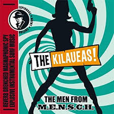 Cover KILAUEAS!, the men from m.e.n.s.c.h.